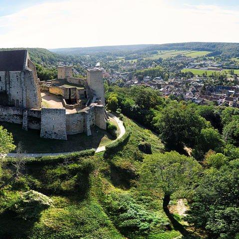 Les châteaux de la Vallée de Chevreuse